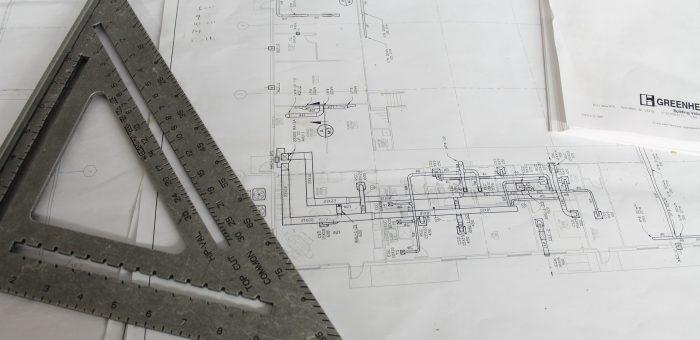 Schemat instalacji CO Wrocław